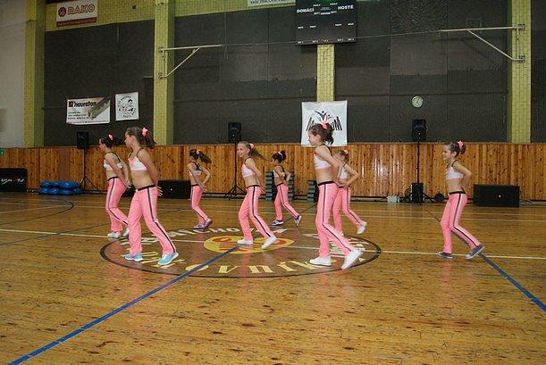 Junior aerobic